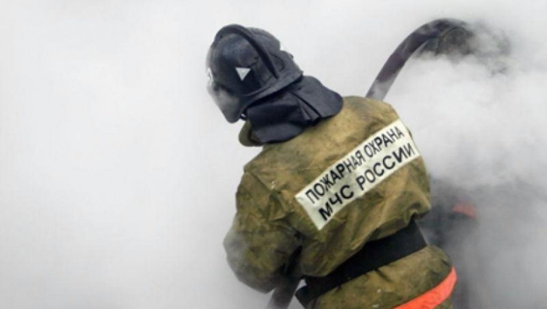 Пожар наул. Беляевской: эвакуировано 8 человек