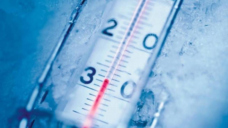 Внимание! Мороз может опуститься до -36