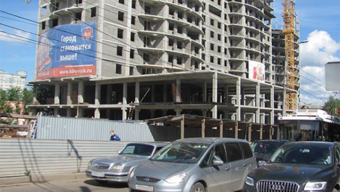 Прокуратура предлагает изменить законодательство относительно городской застройки