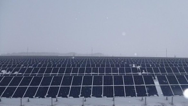 Год экологии открылся вводом двух солнечных электростанций