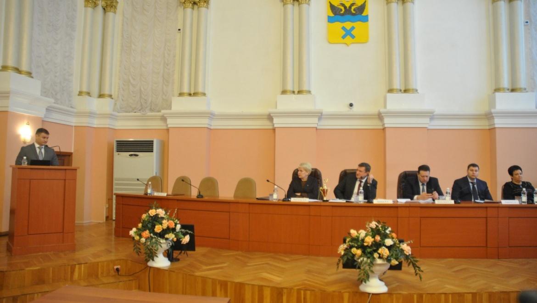 В Оренбурге продолжается внедрение комплекса ГТО