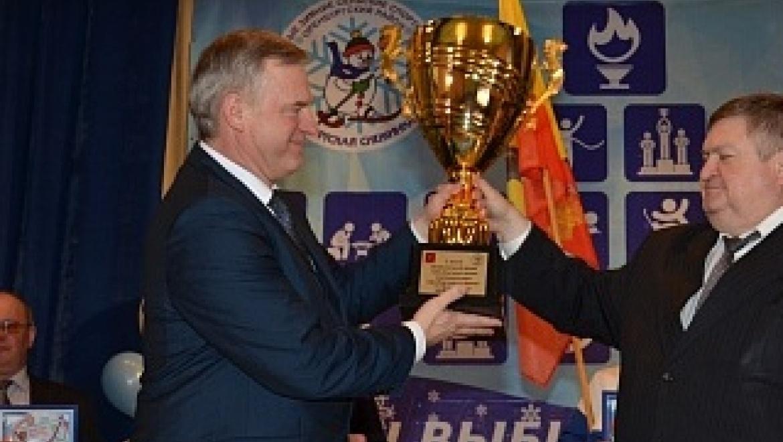 Оренбургский район победил на играх «Оренбургская снежинка»