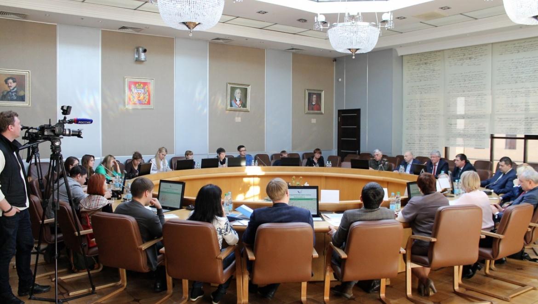 Журналистам рассказали о новых проектах Народного фронта