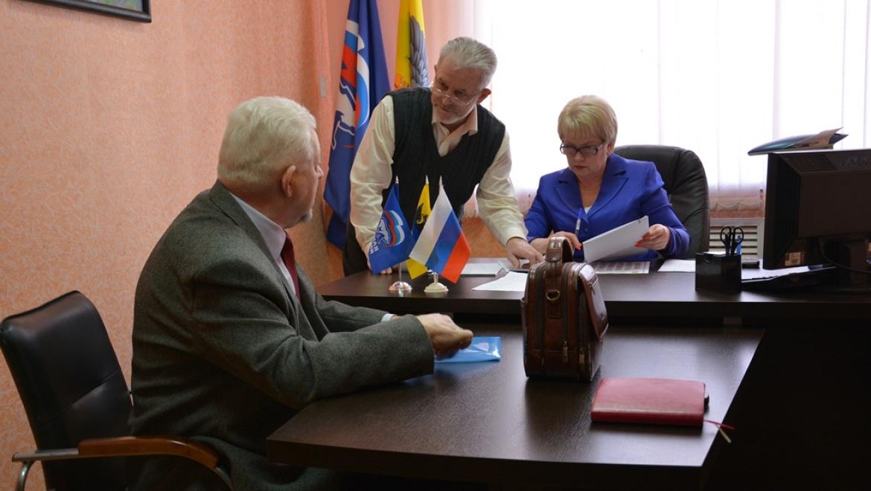 Ольга Березнева ответила на вопросы горожан