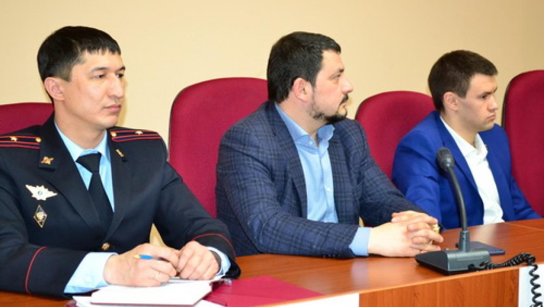 Полиция с общественниками провела круглый стол  «Коррупция: прошлое, настоящее, будущее»