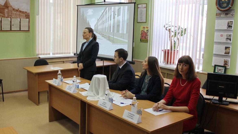 Расширенное заседание коллегии комитета по делам архивов