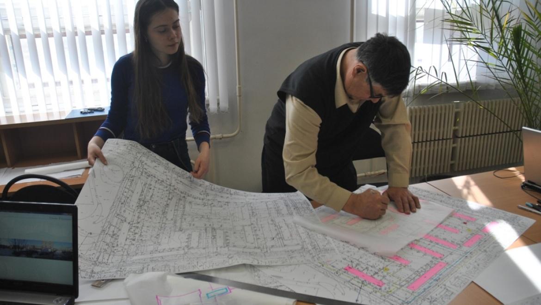 «Среда для тебя» -  ключевое направление, которое хотят  показать молодые студенты-дизайнеры