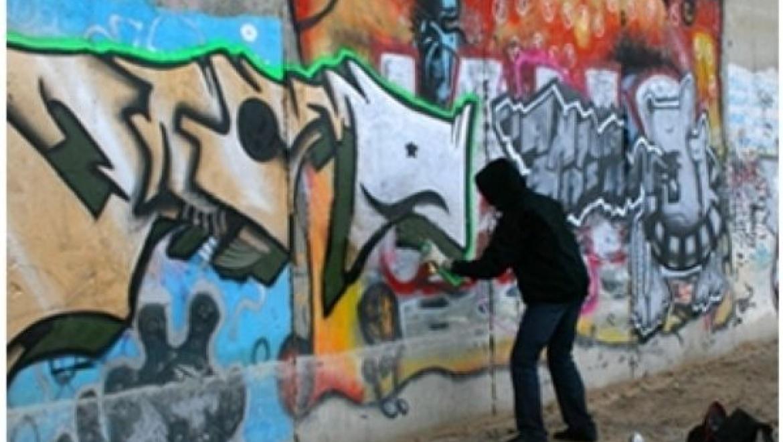 Вандализм в поселке Пригородный