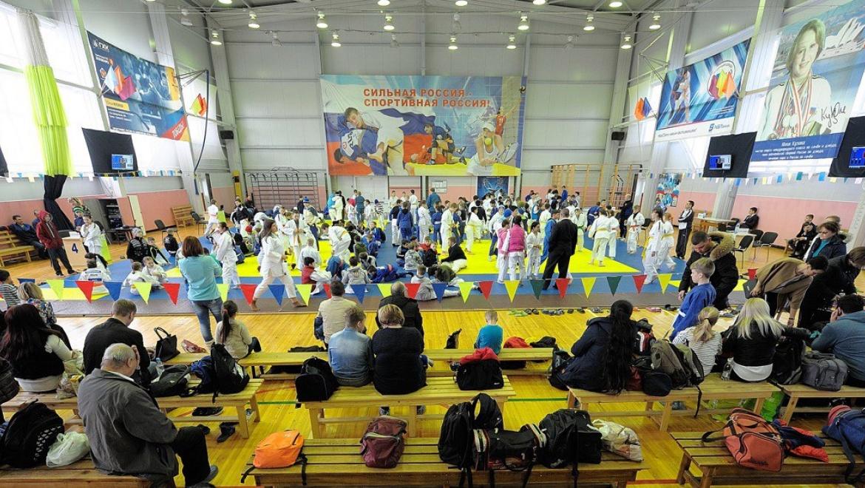 Первенство Оренбургской области по дзюдо среди юношей и девушек