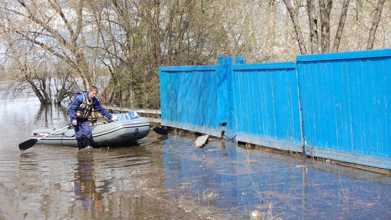 Во время паводка российские почтальоны пересядут на вездеходы, катера и вертолеты
