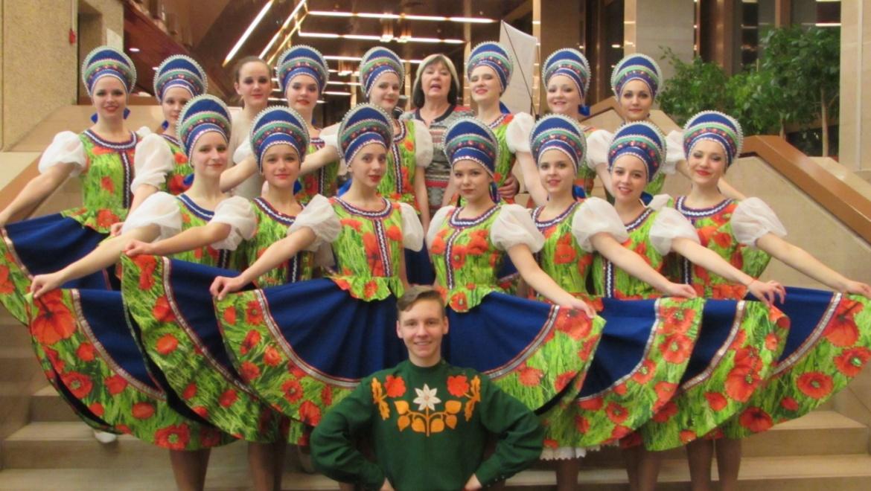 Юные танцоры из Кувандыка вошли в энциклопедию «Богатство России»