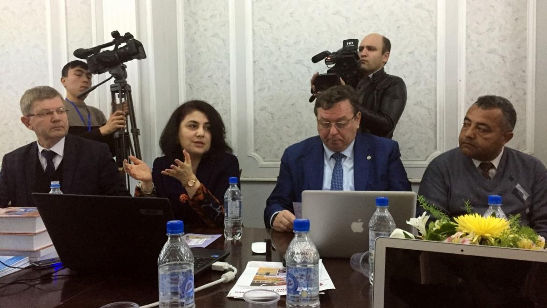 Делегация Оренбургской области обсудила в Таджикистане перспективы его сотрудничества с Россией и ЕАЭС