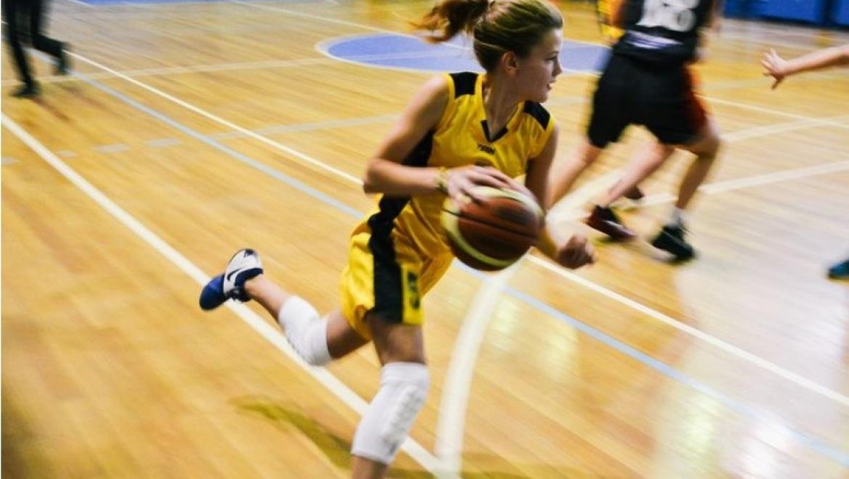 Первенство по баскетболу среди команд девушек