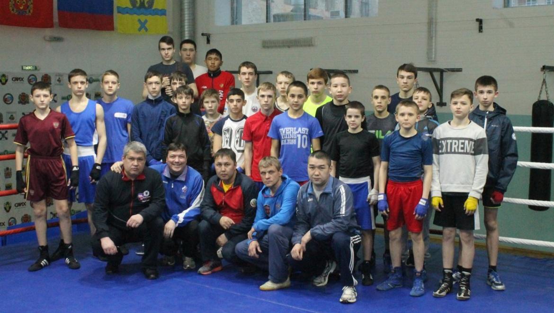Сборная боксеров отправилась в Стерлитамак за медалями