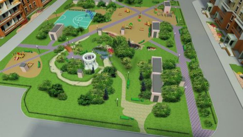 Проект «Городская среда» идет во дворы