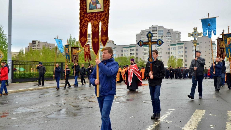 В Оренбурге будут совершены два крестных хода