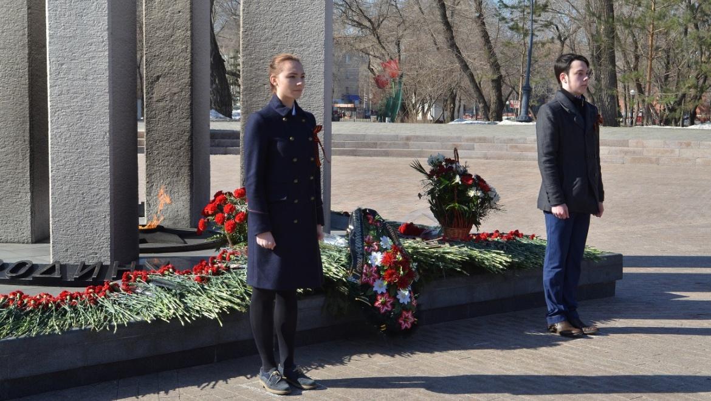 В Оренбурге дан старт акции «Пост №1»