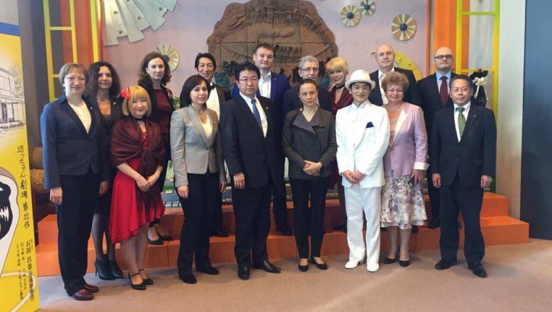В Японии продолжается визит оренбургской делегации