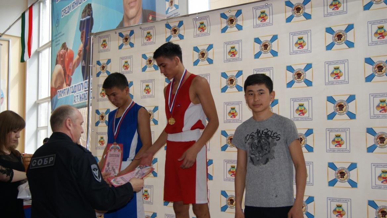 Турнир по боксу памяти Альвиса Каюмова