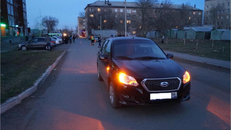 10-летний школьник попал под колеса иномарки