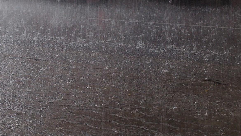 20 апреля ожидается сильный дождь