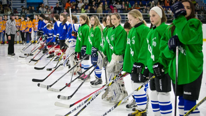 Оренбург приветствует хоккейные команды ПФО