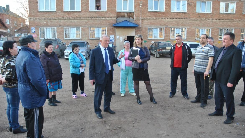 Евгений Арапов: В домах маневренного фонда дебоширов быть не должно