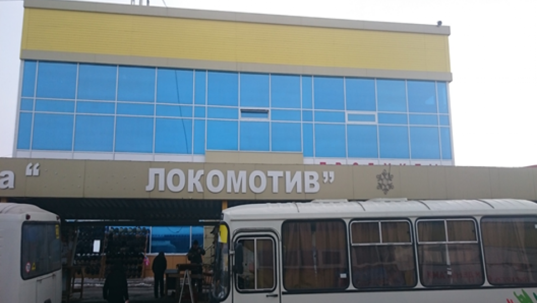 "Штраф 5 тысяч за драку на рынке ""Локомотив"""