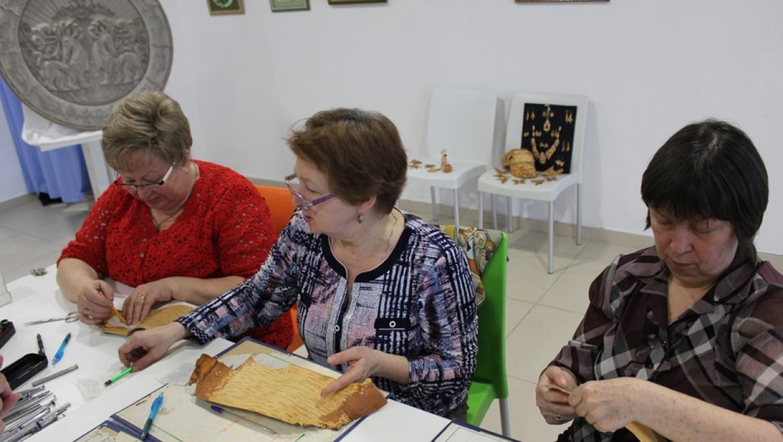 Региональный центр развития культуры Оренбургской области проводит мастер-классы