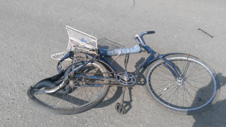 Велосипедная прогулка семейной пары закончилась госпитализацией