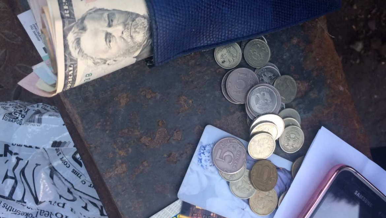 Задержаны автобусные карманницы