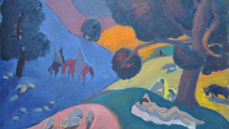 В галерее Арта пройдет выставка картин Галины Резановой