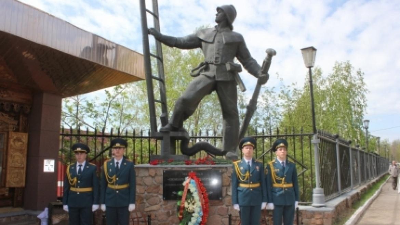День памяти сотрудников МЧС России, погибших при исполнении служебных обязанностей