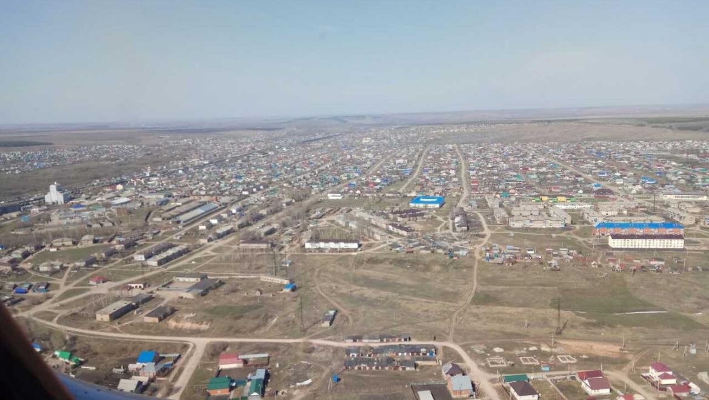 Спасатели на вертолете ищут пропавшего мужчину с маленьким сыном