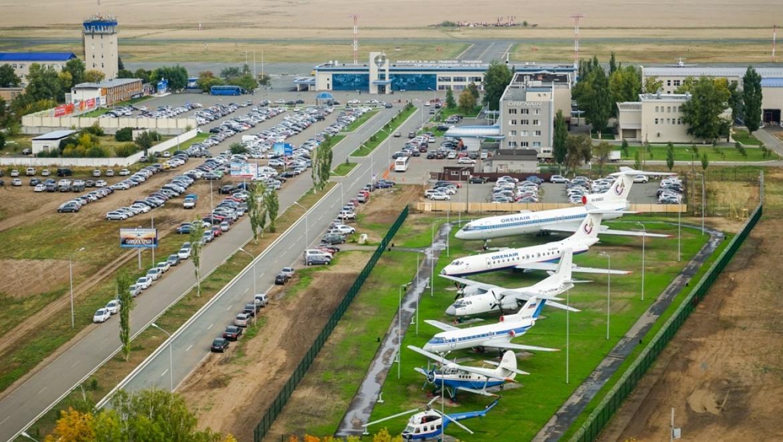 Оренбургский аэропорт примет участие в акции «Ночь музеев»