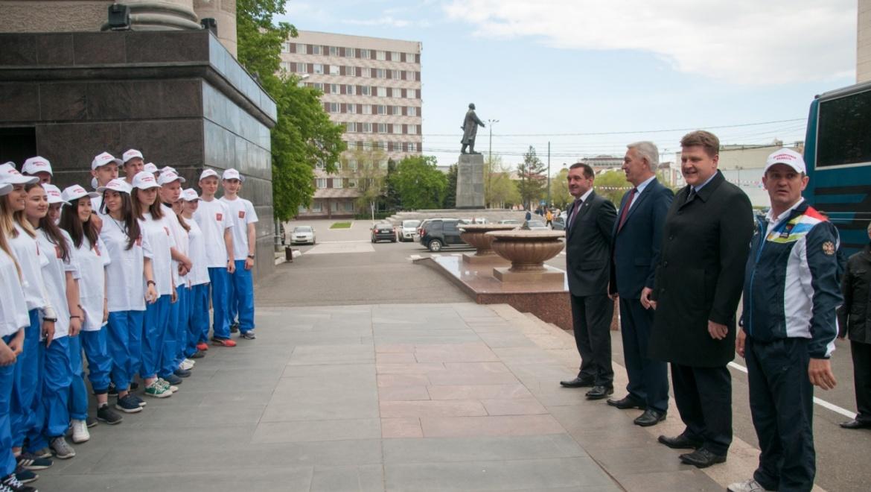Оренбургские спортсмены отправились на «Туриаду-2017»