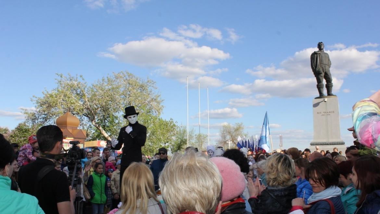 В Оренбуржье открывается IX Международный театральный фестиваль «Гостиный двор»