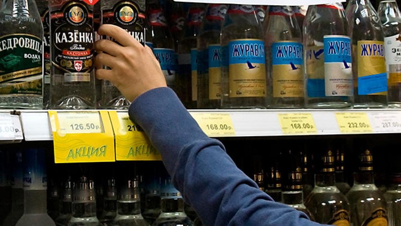 128 магазинов попали под запрет на продажу алкоголя