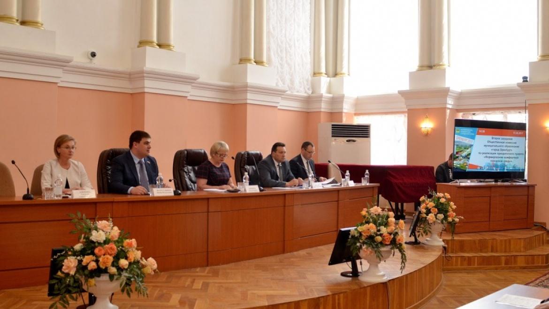 В Оренбурге выбрали дворы для благоустройства по федеральному проекту