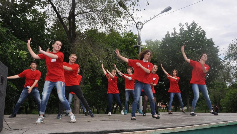 В Оренбурге прошла акция «Бросай курить – спаси жизнь»