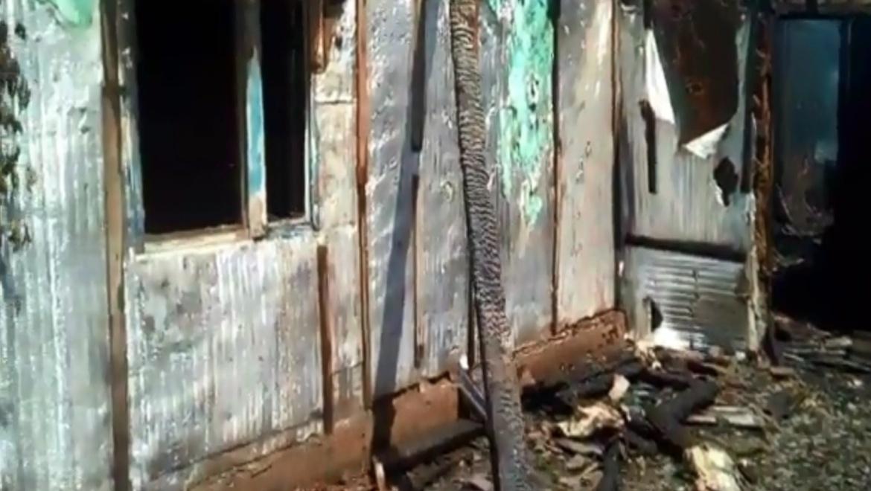 ВОрске из-за непотушенной сигареты живьем сгорели два человека
