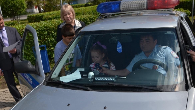 Дети за безопасность на дорогах