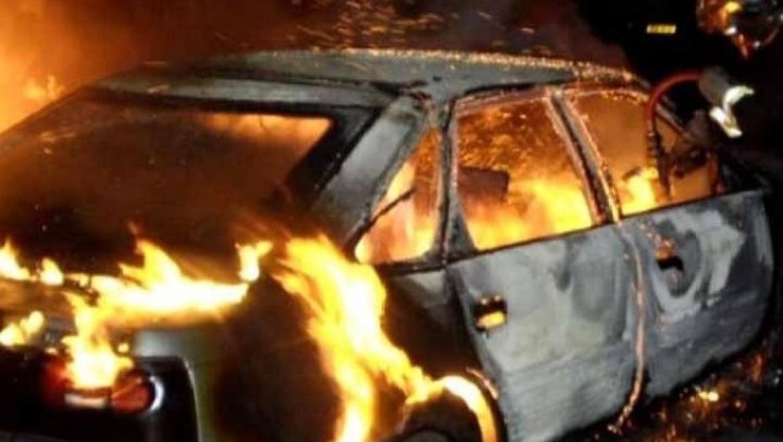 В Оренбурге подожгли автосалон