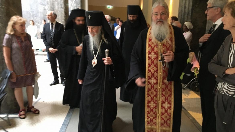 Впервые в Мюнхенском университете прозвучала православная молитва