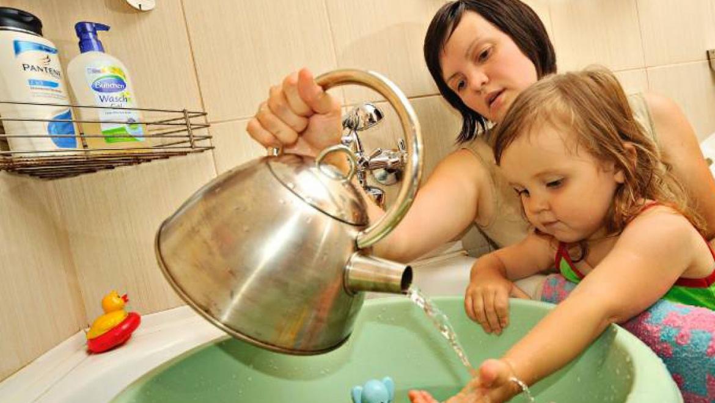 С 31 июля по 2 августа в Центральном районе Оренбурга будет отключена горячая вода