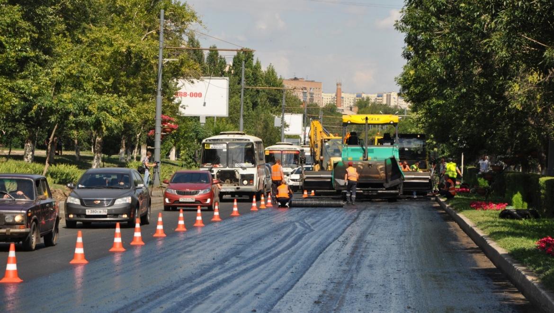 Настоящий дорожный бум в Оренбурге