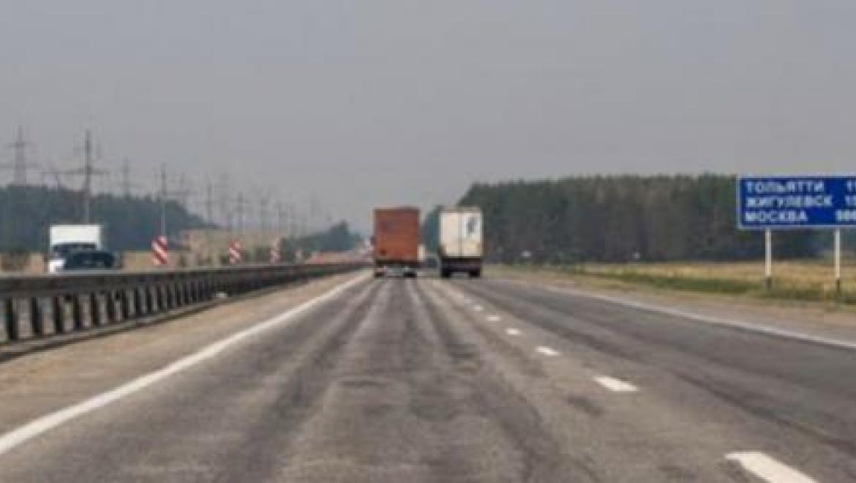 На трассе «М-5» выявлены три грузовика, которые незаконно проследовали на территорию России