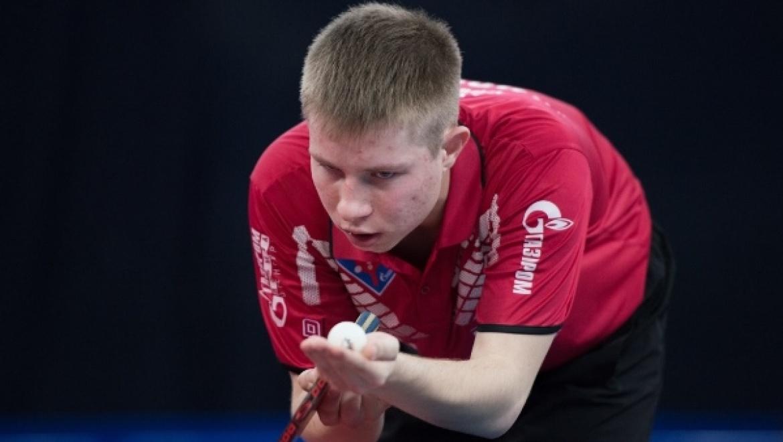 Оренбургский теннисист лучший в Европе