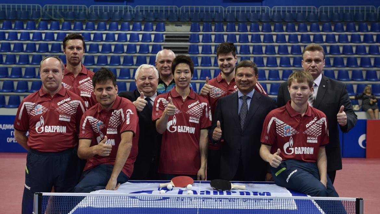 Европейский Союз настольного тенниса утвердил даты и время проведения матчей