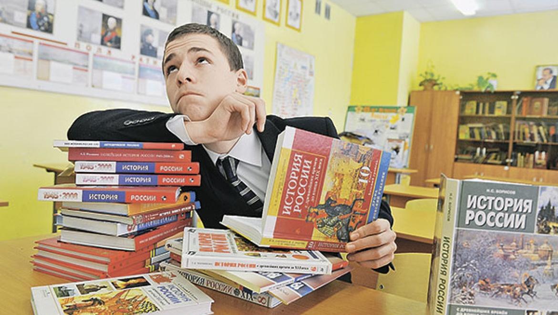 Школы Оренбуржья получат новые учебники